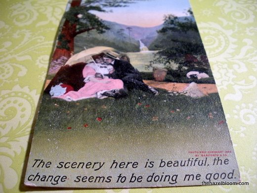 My favorite vintage postcard